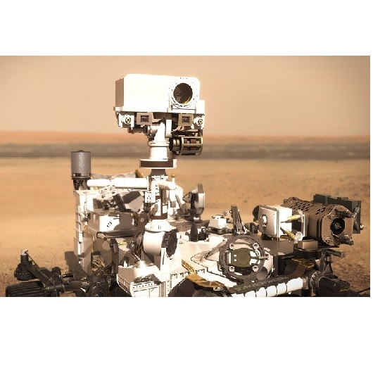 """Thales called on Cetim's expertise to check the leak-tightness of the laser equipping the Supercam, the Perseverance rover's """"eyes"""" on the Mars 2020 mission"""